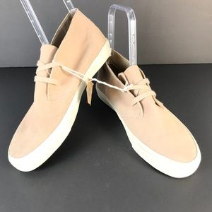 AE suede leather sneakers